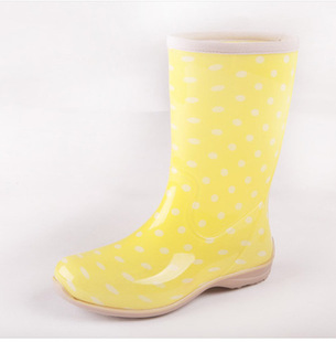 Popular Yellow Rain Boot-Buy Cheap Yellow Rain Boot lots from ...