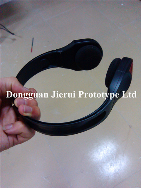 3d printing service fast printing rapid prototyping headphone samples