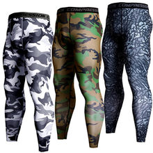 Compression Pants Running Pants Men Training Fitness Sports Leggings Gym Jogging Pants Male Sportswear Yoga Bottoms(China)