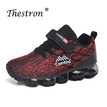 Thestron Best Kids Sport Shoes for Unisex Brand Air Design Children Sneaker Purple Girls Tennis Shoe Designers Boys Running
