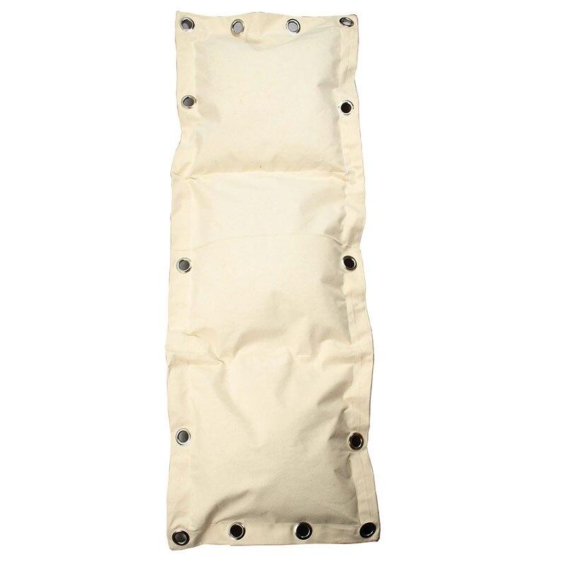 Боксерский настенный мешок крыльев Chun Man, 3 секции, 112*40 см