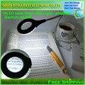 Низкая Цена 18 СВЕТОДИОДНЫХ USB Гибкая Настольная Лампа Ноутбук с лупа для Портативных ПК Компьютер Novelty Подарок для Студень настольная лампа