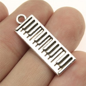 WYSIWYG 3pcs 30x10mm Musical I