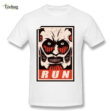 Cool Male Streetwear Man Attack on Titan Tees O-neck Design T-Shirts