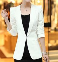 plus size 5XL!Ladies Blazers Work Office Wear Long Sleeve Small Suit Cardigan FORMAL Blazer Jackets Women