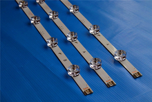 3ピース/ロットオリジナルバックライトledストリップ交換用LGLC320DUE HC320DXN NC320DXN LC320DXE FGA6 32インチテレビのledバックライト
