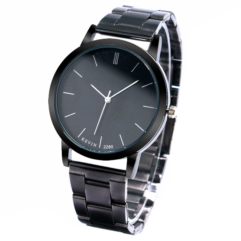 Luxury Brand Stainless Steel Watches Men Fashion Casual Sports Quartz Watch Dress Business Wrist Watch Hour for Men Male Clock kingnuos famous brand luxury watches men leather strap quartz wrist watch men s fashion casual business sports dress watch clock
