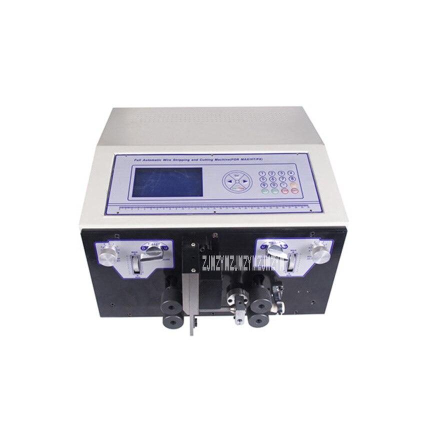 SWT508-HT Gainé Fil Automatique Ordinateur Décapage Machine/Machine De Découpe 110 v/220 v 300 w 3000-6000 bandes/Heure 0.1-4.5mm2