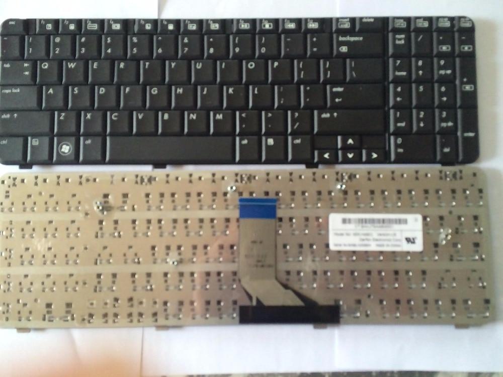 Nuevo teclado de computadora portátil en inglés de EE. UU. Para HP - Accesorios para laptop