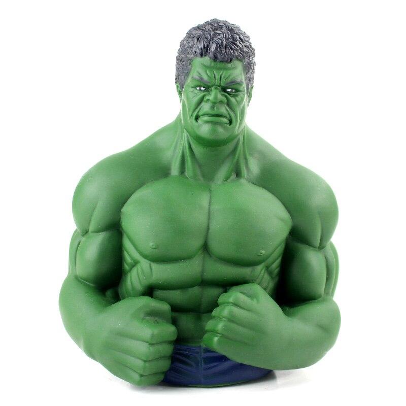 Hulk Red Hulk Resin Coin Bank
