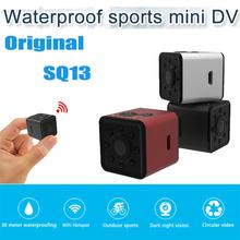 SQ13 Mini Camera WiFi Cam Full HD 1080P Sport DV Recorder 155 Night Vision Small Action Camera Camcorder DVR pk sq12 11 Hidden