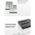 """Dual Bahías SATA Caso de Disco Duro Muelle 3.5 """"2.5"""" HDD SSD Estación Offline clon"""