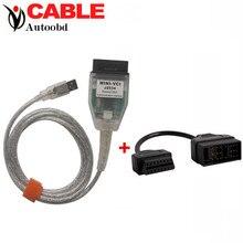 2016 Горячая Продажа Toyota Tis Techstream MINI VCI OBD2 + 22pin кабель для toyota Диагностический Инструмент с CNP Бесплатная Доставка