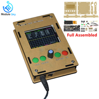 Full Assembled DSO311 2.4 Inch TFT LCD Digital Oscilloscope (1Msps) Diy Kit with 12Bit Precision measuring probe