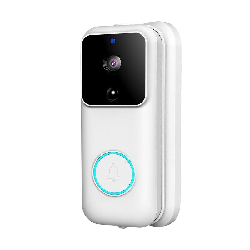Умный дверной звонок Камера 1080 Hd беспроводной Wifi дверной звонок двухсторонний аудио домофон Ip дверной звонок Домашняя безопасность приложение управление B60