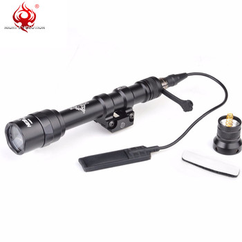 Night-Evolution Weapon Flashlight M600AA Mini Scout Light For Hunting Outside NE04063