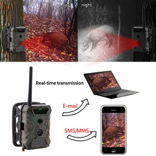 Digtial Hunting Camera 12MP HD 1080P 940NM 2.0″ LCD Chasse Trail Camera MMS GPRS GSM Wild Trap Camcorder IR Night Vision Cam