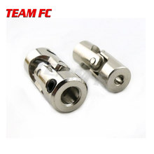 5pcs 5*8 6*8mm Boat Metal Cardan Joint Gimbal Couplings Universal Joint Connector Model DIY Motor Shaft Fitting Accessory F185(China)