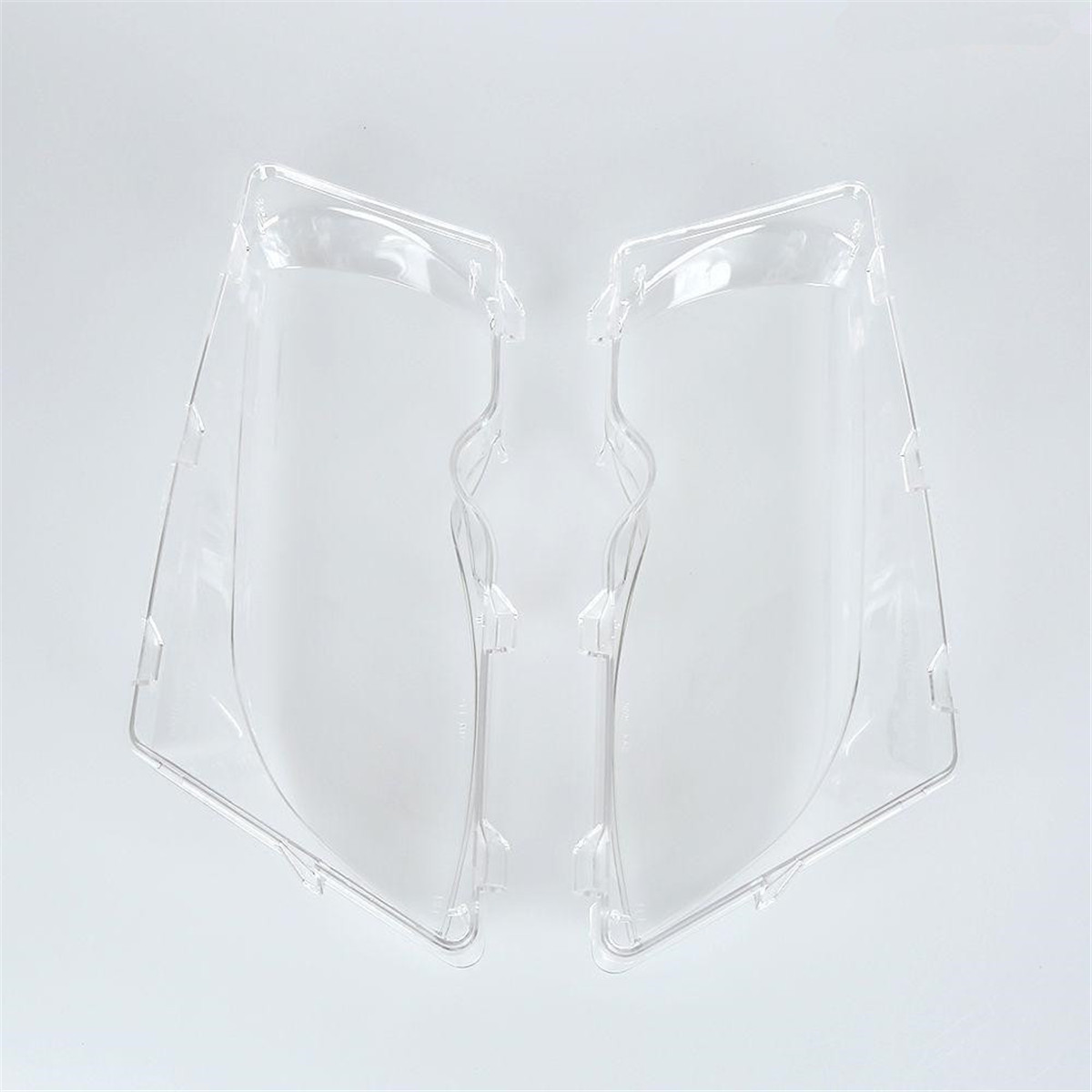 1Pir Car Lights Headlight Shell Lamp Cover Glass For BMW