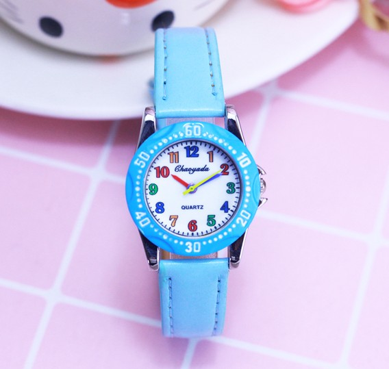 Low price good quality children watch kids watches small students girls boys clock quartz child wristwatches Cartoon baby watch image
