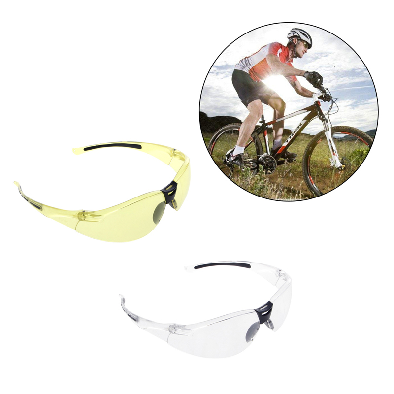 UV Protection Safety Goggles Motorcycle Eyewear Riding Glasse Antifog Spectacles For Outdoor Sports