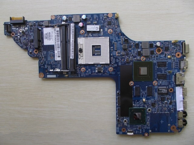 Free shipping  ! 100% tested 682000-001 laptop motherboard for HP pavilion DV7 DV7T DV7-7000 DV7T-7000 motherboard free shipping ems 48 4st10 031 681999 001 laptop motherboard for hp pavilion dv7 notebook pc