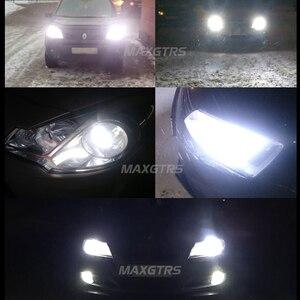 Image 5 - 2x High Bright H7 9005 H8 H11 9012 LED Headlight Bulbs Conversion Kit LENS Cree XHP70 Chip Long Lifespan White 72W 6500K 12000LM
