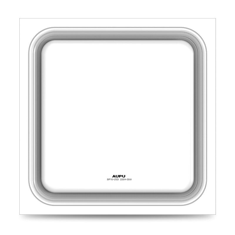 Ventilateur d'extraction ventilateur plafond intégré cuisine salle de bain haute puissance ventilateur d'échappement silencieux blanc