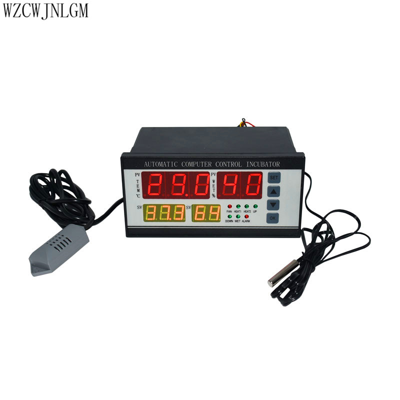 Incubator XM 18 Controller High Accuracy Temperature and Humidity Controller Multifunction Automatic Incubator 220V or 110V