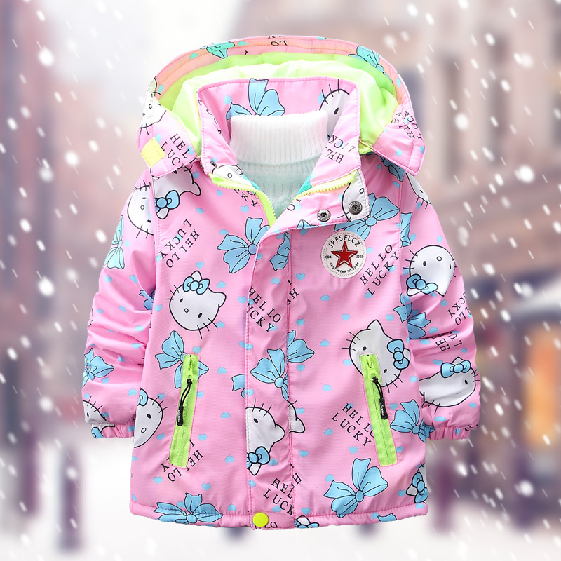 baby girl boy jacket autumn winter clothes kids fleece hoodie coat 2017 children hooded coats and jackets girls boys windbreaker paul frank baby boys supper julius fleece hoodie