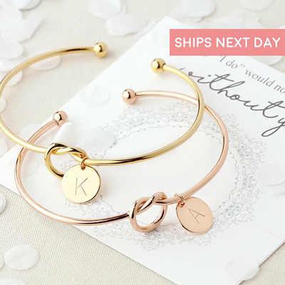 Emas Kecil Awal Nama Kalung Emas Perak 26 Huruf Kalung Inisial Kalung Liontin untuk Wanita Gadis Hadiah Ulang Tahun Terbaik