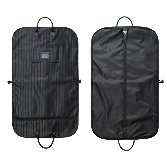 Xc Ushio Portable Waterproof Business Men Suit Storage Bag Folding Coat Garment Dustproof With Handle Travel
