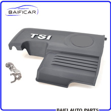 Baificar Фирменная Новинка Крышка двигателя капот 04E103925H 04E 103 925 H 04E103932D для 1,4 T EA211 Jett. a Touran L Tiguan Golf 7 MK7