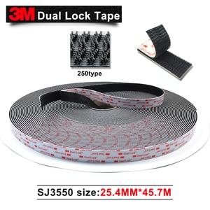 Image 4 - 3 mt SJ3550 klebstoff Sotchmate fasterners mit acryl säure Dual Lock band 1in * 50 yards 2 rollen/karton