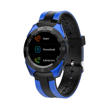 JQAIQ Professional Outdoor Sports Smart Watch GPS Smartwatch Bluetooth Heart Rate Call off-line 9.9mm Ultra-thin Fitness Tracker