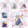 2016 moda Kamisama Hajimemashita amor camiseta Anime Cosplay bonito de algodão de manga curta t-shirt mulheres homens XD-014