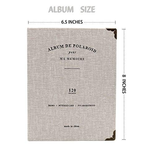 Album, Camera, Pockets, Mini, Instant, Name