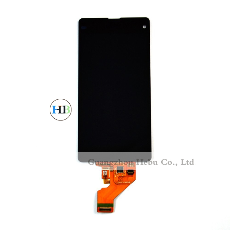 Brand New Z1 Mini LCD Display Touch Screen Digitizer Assembly For Sony Xperia Z1 Compact M51W D5503 Free China Post 1pcs+tools dhl 10pcs 2015 new lcd display touch screen digitizer assembly with frame for sony xperia z1 mini d5503 z1c m51w free shipping