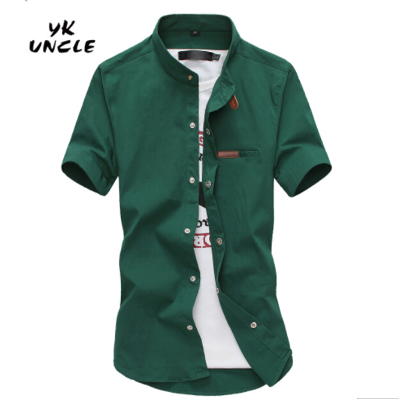 Popular Mens Chambray Shirts-Buy Cheap Mens Chambray Shirts lots ...