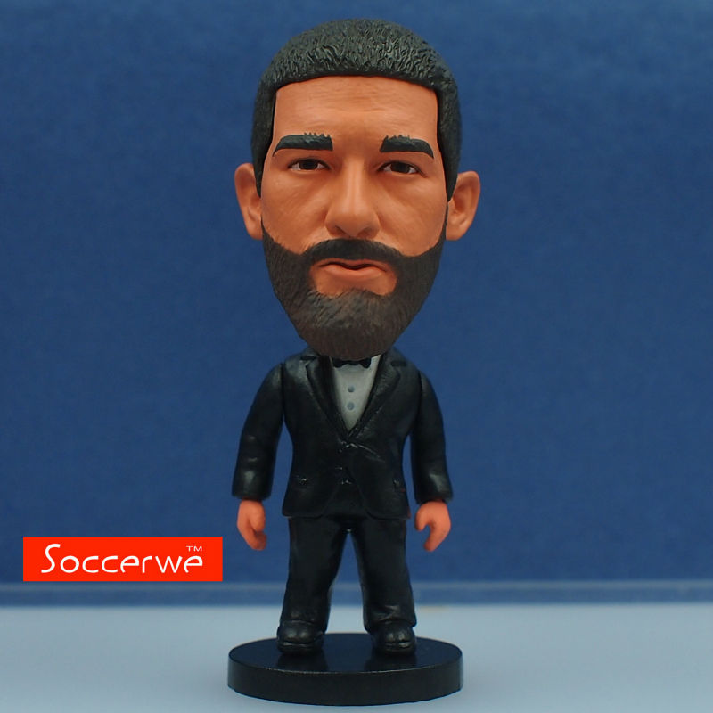 Soccer Star ARDA (Full Dress) Dolls 2.5 Figurine