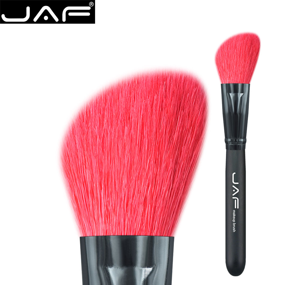 Retail jaf estándar pincel de maquillaje 12gra