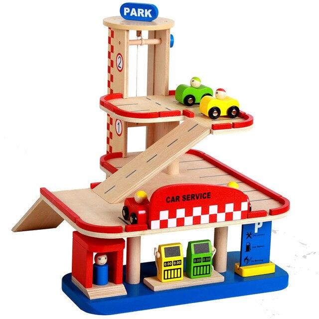 gie t druck spielfahrzeuge kinder spielzeug zug spielzeug modell autos holz puzzle slot schiene. Black Bedroom Furniture Sets. Home Design Ideas