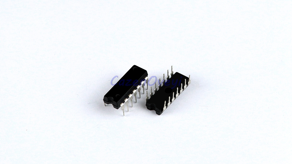 10pcs/lot SN74HC125N DIP14 SN74HC125 DIP 74HC125N <font><b>74HC125</b></font> DIP-14 MC74HC125AN new and original IC In Stock image
