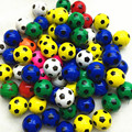 15pcs rubber sports basketball baseball soccer bouncing ball,toys children kids pets,birthday party gifts promotion anime play