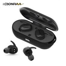 새 목록 Air-TWS Mini 4.2 Bluetooth 헤드셋 스테레오 핸즈프리 무선 Bluetooth 헤드셋 원래 충전 함