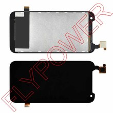 For HTC Desire 310 One Sim Display LCD Screen with Touch Screen Digitizer Assembly Black Color