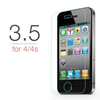 цена на glass on for iphone 5s Tempered glass protective glass for iphone 5s se 5 2.5d 9h film case for iphone 5s 5c tempered glass hd