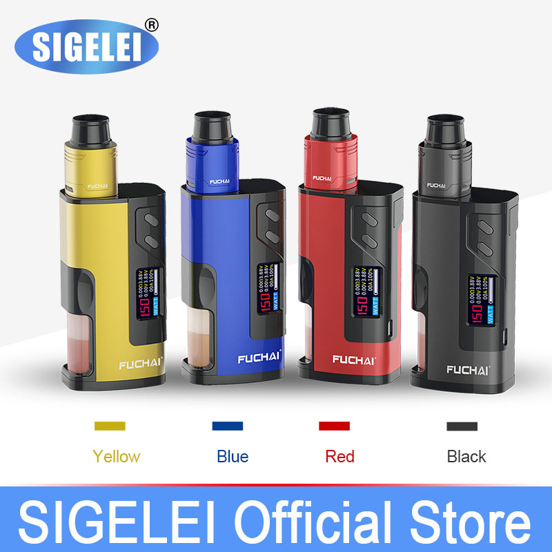 La plus récente gamme SIGELEI fairy ai Squonk 213 e kit de vape de cigarette électronique mod et atomiseur