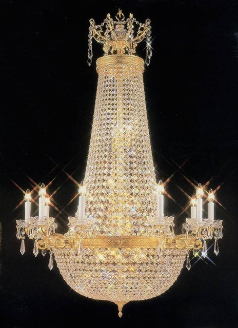 Ballroom chandelier french empire with candles free shipping in ballroom chandelier french empire with candles free shipping mozeypictures Gallery
