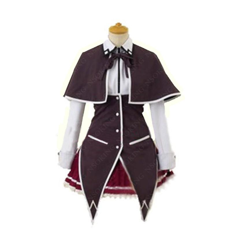 Cos High school dxd Rias Gremory cosplay costume anime customized перфоратор bort bhd 720